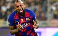 Barca cạn tình, Vidal cạn nghĩa