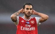Ceballos: 'Tôi đã nghĩ về việc ở lại Arsenal kể từ khoảnh khắc đó'