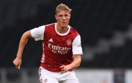 Jonny Evans vắng mặt, sao Arsenal có cơ hội ra mắt ĐTQG