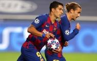 Tân binh của Barca gửi thông điệp về Juventus đến Luis Suarez