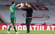 Arteta phản ứng ra sao khi Martinez yêu cầu được rời Arsenal?