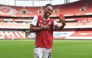 Edu Gaspar phản ứng ra sao khi Aubameyang gia hạn với Arsenal?