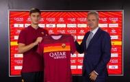 CHÍNH THỨC: AS Roma thần tốc, chiêu mộ thành công mục tiêu của Man Utd