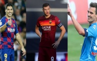AS Roma 'lật kèo', cửa Suarez đến Juventus lại sáng