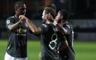 Man Utd đại thắng, Mata và Ighalo báo tin vui cho Solskjaer