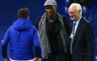 """""""Voi rừng"""" Drogba nhận giải thưởng danh giá từ UEFA"""