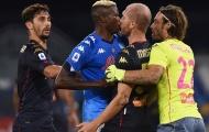 XONG! Số phận trận Juventus - Napoli được BTC Serie A định đoạt