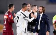 """""""Đó là điều quan trọng mà Pirlo đang làm ở Juventus"""""""