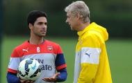 """Mikel Arteta: """"Tôi muốn ông ấy trở lại Arsenal"""""""
