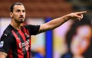 Lập cú đúp vào lưới Inter, Ibrahimovic được dịp tuyên bố sốc