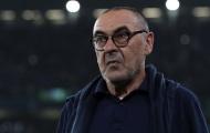 Chốt thỏa thuận với Juve, Sarri chuẩn bị tái xuất