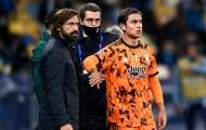 Hậu ồn ào, Pirlo báo tin vui cho Dybala