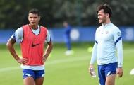 Lampard cập nhật tình hình của 'lão tướng' Chelsea
