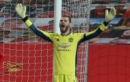 Man Utd chưa đấu Southampton, Roy Keane đã chỉ trích De Gea