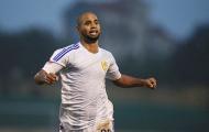 Muốn 'chuồn' sang Trung Quốc, Claudecir gây áp lực với Quảng Nam FC