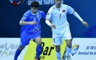 Để thua Uzbekistan, ĐT futsal Việt Nam vẫn chưa thể 'rửa hận' cho U23 Việt Nam