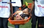 Cựu thủ thành ĐT Việt Nam gặp chấn thương nặng tại AFC Cup?