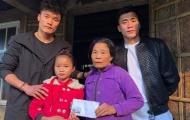 """Điểm tin bóng đá Việt Nam sáng 15/02: """"Thủ môn quốc dân"""" lại đốn tim người hâm mộ bằng việc thiện"""