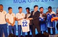 ĐKVĐ Quảng Nam FC đặt mục tiêu gì ở mùa giải 2018?