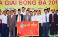 Dự lễ xuất quân, Chủ tịch TP Đà Nẵng muốn SHB Đà Nẵng lấy lại vị thế vốn có