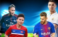 Quang Hải sánh ngang Ronaldo, Messi trên báo Anh