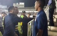 Điểm tin bóng đá Việt Nam tối 12/05: Trọng tài bị tố chặn đánh HLV Chu Đình Nghiêm lên tiếng
