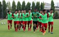 U19 Việt Nam tự tin hướng đến giải U19 Đông Nam Á
