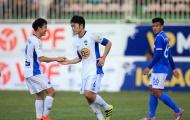 Đấu sớm vòng 16 V-League 2018: Văn Toàn, Công Phượng giúp HAGL đè bẹp Than Quảng Ninh