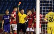 5 điểm nhấn vòng 22 V-League 2018: U23 Việt Nam xây, trọng tài phá?
