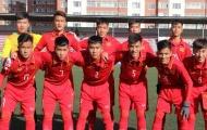 U16 Việt Nam lên đường tham dự VCK U16 châu Á 2018