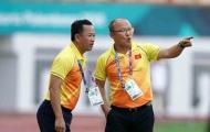 'Cánh tay phải' của HLV Park Hang-seo rút lui trước thềm AFF Cup 2018