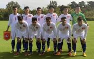 U17 Việt Nam để thua U17 Myanmar tại giải Jenesys 2018