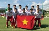 U17 Việt Nam thắng đậm U17 Campuchia