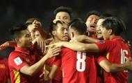 Chính thức: Hà Nội áp đảo danh sách tập trung ĐT Việt Nam chuẩn bị AFF Cup 2018