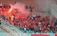 VFF bị AFC phạt vì để CĐV đốt pháo sáng ở ASIAD 2018