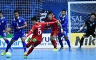Việt Nam chung bảng kình địch Thái Lan tại giải Futsal Đông Nam Á 2019