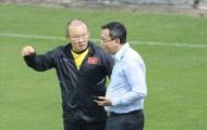 HLV Park Hang-seo quan ngại về tương lai bóng đá Việt Nam