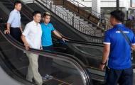 Điểm tin bóng đá Việt Nam tối 5/11: Hồng Duy gặp sự cố hi hữu tại sân bay Lào