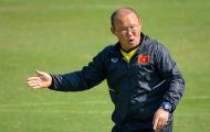Điểm tin bóng đá Việt Nam sáng 6/11: HLV Park Hang-seo cảnh báo học trò trước trận gặp Lào