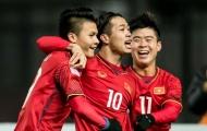 Nóng: U23 Việt Nam đụng 'đại kình địch' Thái Lan ở vòng loại U23 châu Á