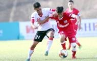 Đồng đội Công Phượng tái hiện pha ghi bàn của Công Vinh tại VCK U21 Quốc gia 2018