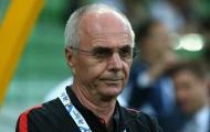 HLV Goran Eriksson: 'Philippines sẽ có kết quả tốt trước ĐT Việt Nam'