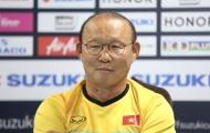 HLV Park Hang-seo cảm ơn học trò, khen Văn Đức hay nhất trận