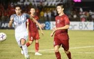 Cầu thủ Philippines: 'ĐT Việt Nam có một tương lai tươi sáng'