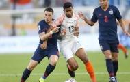 'Messi Chanathip' mất tích, Thái Lan thua sốc Ấn Độ ở trận mở màn Asian Cup