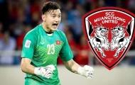 'Văn Lâm đủ sức khoác áo Muangthong United'