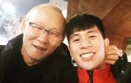 Đình Trọng rưng rưng khi phải đón tết tại Hàn Quốc