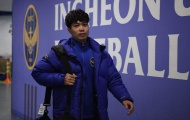 Công Phượng lần đầu lập hat-trick trong màu áo Incheon United
