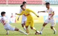 U19 SLNA và U19 Hà Nội giành lợi thế lớn vào bán kết