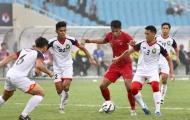 Thủ môn nhận thẻ đỏ, U23 Indoneisa vất vả đánh bại Bruinei